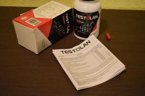 bijwerkingen Testolan