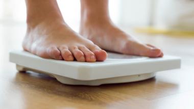 afvaltips en gewichtsverlies