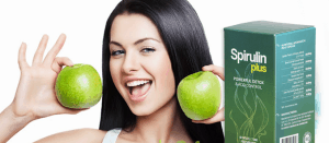 ingredienten spirulin plus