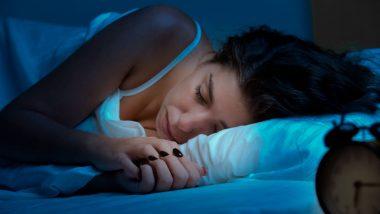 Tips om 's Nachts Beter te Slapen
