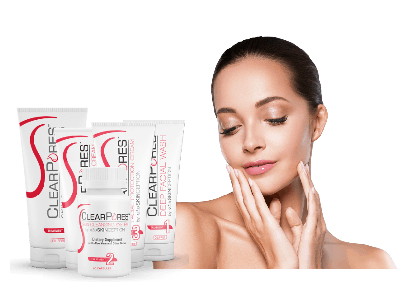 clearpores acne behandeling