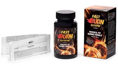 fast burn extreme ingrediënten